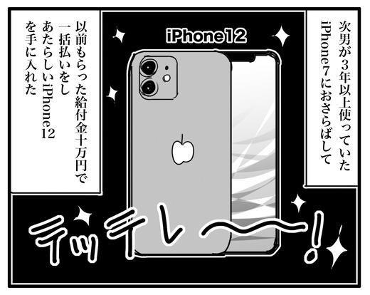 iphone12のコピー