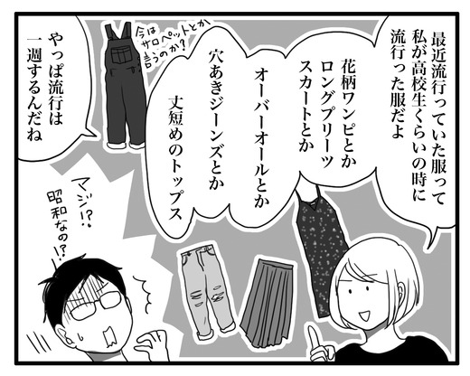 服の話のコピー