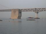 瀬戸大橋の橋げた