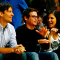 Tobey Maguire, Kevin Connolly and Sophia Bush