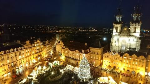AC チェコ クリスマスマーケット
