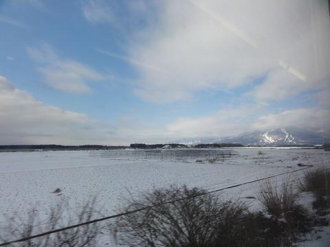 途中雪の見られる駅も