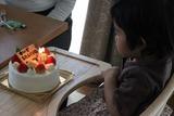 ケーキとゆいか