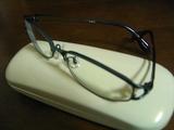 近距離用メガネ
