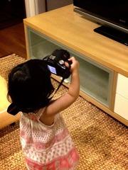 リトルカメラマン
