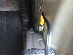 ドライブレコーダー ユピテル(DRY-FH22)取り付け3-5