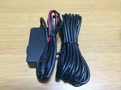ドライブレコーダー ユピテル(DRY-FH22)取り付け2
