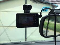 ドライブレコーダー ユピテル(DRY-FH22)取り付け5
