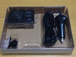 ドライブレコーダー ユピテル(DRY-FH22)取り付け1