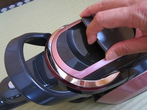 シャープサイクロン掃除機 EC-PX200-Pを購入した感想1