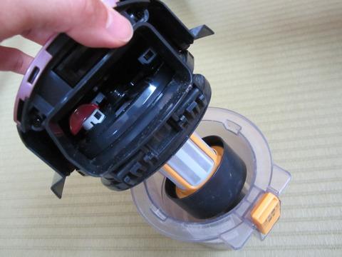 シャープサイクロン掃除機 EC-PX200-Pを購入した感想4