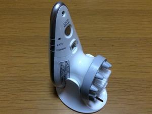 パナソニック(EH-HM25-W) 音波頭皮ブラシのレビュー5