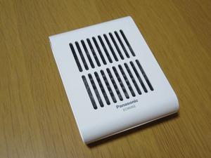 パナソニック(panasonic)のメロディサインチャイム EC730W 設置5