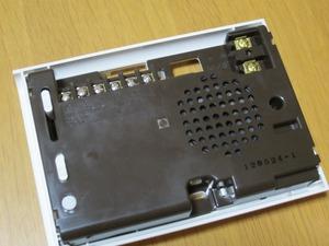 パナソニック(panasonic)のメロディサインチャイム EC730W 設置2