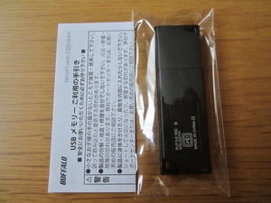BUFFALO USBメモリー(RUF3-K 16G-BK) の写真2