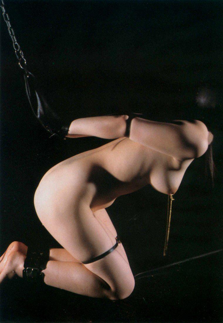 美しい緊縛画像01 (244) 美しき乳房の美女(1)01冒頭画像、白石 梓