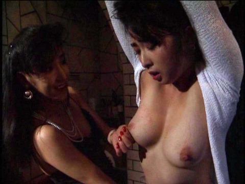 (372) 乳首責めをされる女05、菊池えり