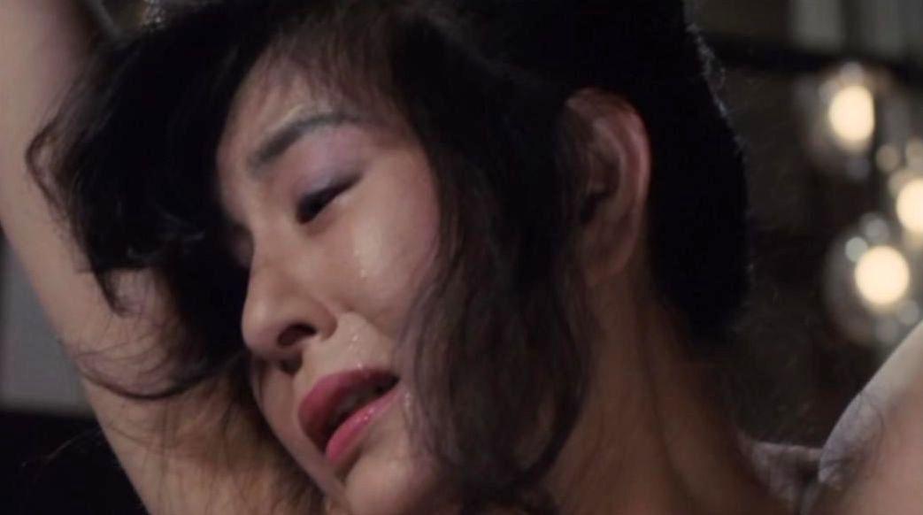 緊縛 泣き顔