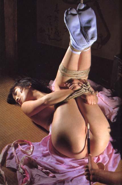 たぬき縛りの女 (9)