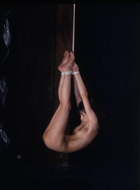 たぬき縛りの女 (2)