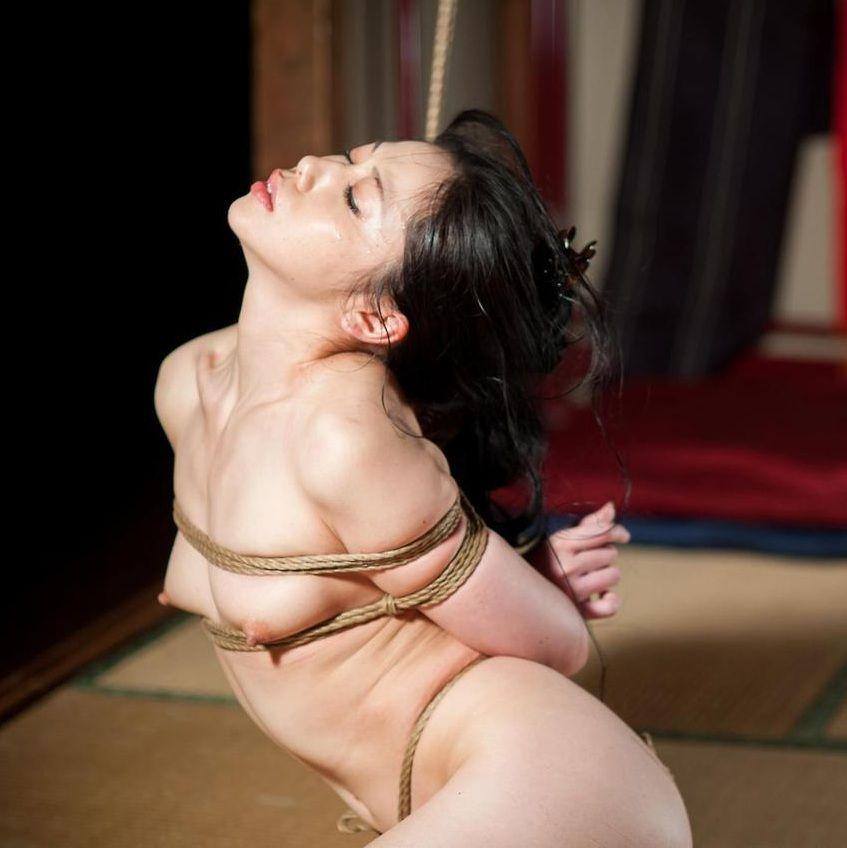 緊縛に酔う女 美しき女性の緊縛美 (386) 縄酔いした女 (3) : ko_c_sanのblog