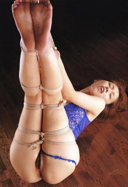 たぬき縛りの女 (11)