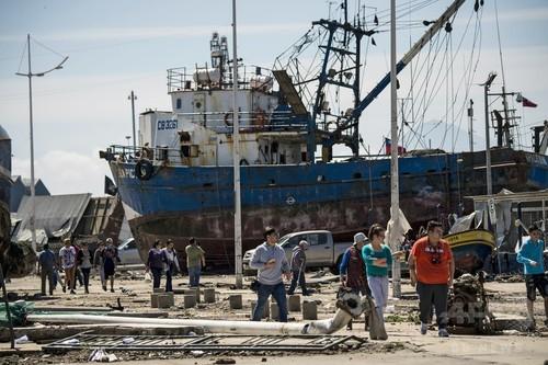 【画像】チリ地震、死者11人 津波で沿岸に大きな被害 : 【2ch ...