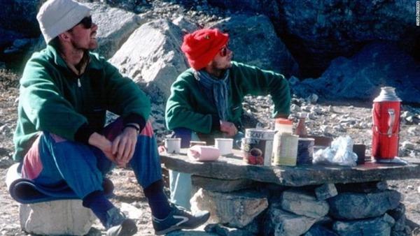 ヒマラヤで30年前の遺体発見、アイスランドの登山家2人