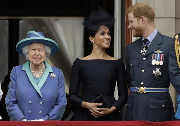 ヘンリー王子、王室離脱も理想と異なる形に不満表明 「女王・英連邦に仕え続ける望みは不可能になった」