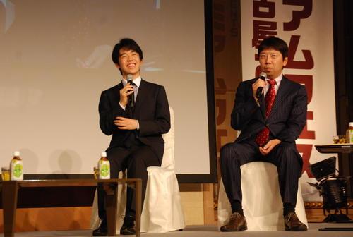 藤井七段、女性ファンに好み聞かれ「一番困る質問」