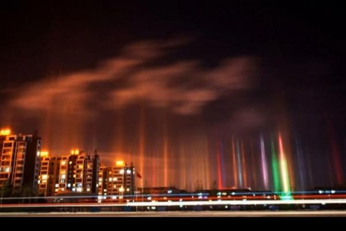 Cold-weather-causes-multicolored-light-show-in-Chinese-sky