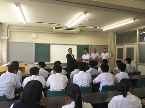 藤岡北高校 バスケットボール3