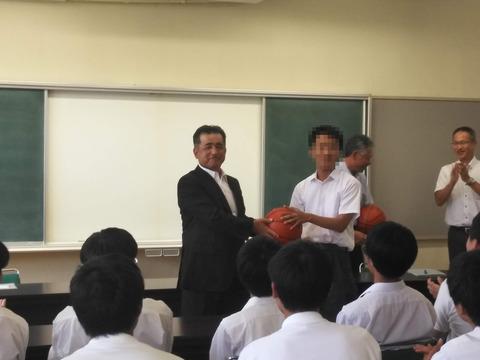 藤岡北高 バスケットボール2