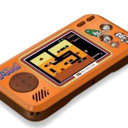 「ギャラガ」「ディグダグ」などナムコのレトロゲーが手元で遊べるゲーム機『ポケットプレイヤー』登場!