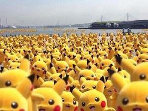 【ポケモンGO】横浜イベントは処理出来ないくらい混雑してたからな…