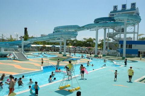 市民プールとかいう真夏の天国wwww(画像あり)