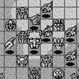 昔のスパロボ「うーんこんな小さなマップアイコンじゃガンダム勢の見分けがつかない…そうだ!文字を添えよう!」