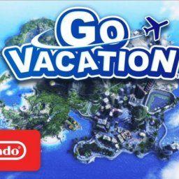 NintendoSwitch『GO VACATION』発売決定!!!
