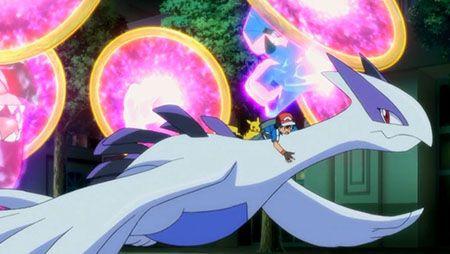「ポケモン映画フーパ」小説版に登場したルギアは『ルギア爆誕』と同じルギアだったと判明!