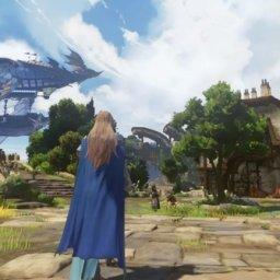 『PS4グラブル』開発中プレイ動画公開!ソシャゲマネーのおかげかクオリティが高いwww