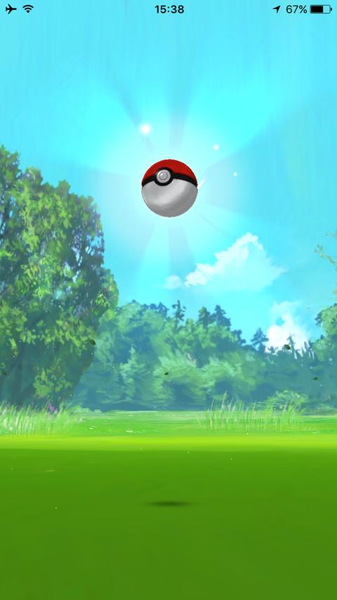 【ポケモンGO】ボールに入ってから三回動いたのに飛び出して逃げられた、マジクソ