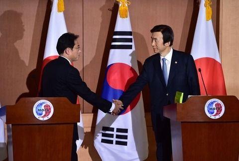 【日韓慰安婦合意】韓国人が猛反発「日本人の良心はどこ行った!」
