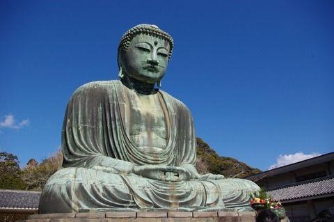 【悲報】l国宝、鎌倉大仏にガム100カ所こびりついている現状・・・