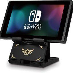 日本でも売って!ホリが海外向けにマリオとゼルダのデザインをしたSwitch用プレイスタンドを発売