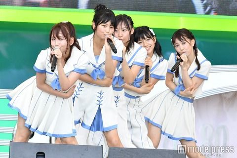 【炎上】SKE48さん、ライブ中にとんでもないことをしでかすwwww
