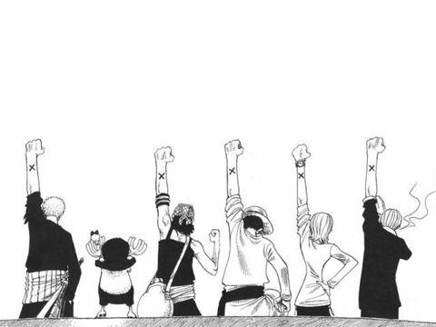 尾田「背景描かない漫画家はカス、マジでカス、くたばれ」