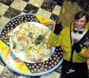 銀鮭ポテトチーズ焼き