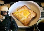 玉子トースト2