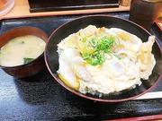 えび卵とじ丼