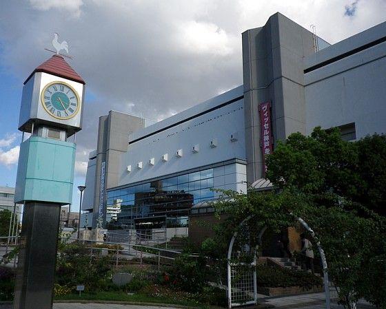 大倉山 体育館